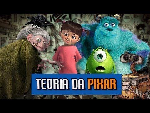 Teoria da PIXAR - YouTube