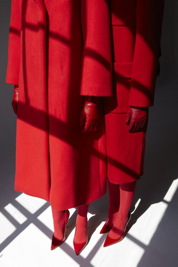 Red on Red on Red in the shadows | Viviane Sassen                                                                                                                                                                                 More