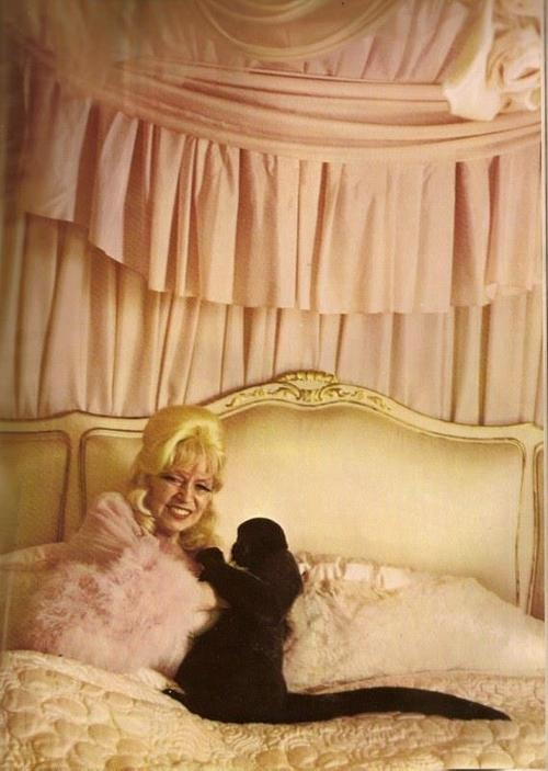 Miss Mae West In Her Hollywood Apartment