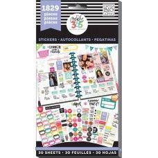 €20.95 MAMBI Value Stickers - Planner Basics 1829