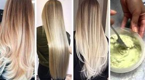 Aprenda fazer uma hidratação caseira poderosa para cabelos loiros ou com luzes. Saiba como hidratar os fios claros sem gastar rios de dinheiro nos salões.