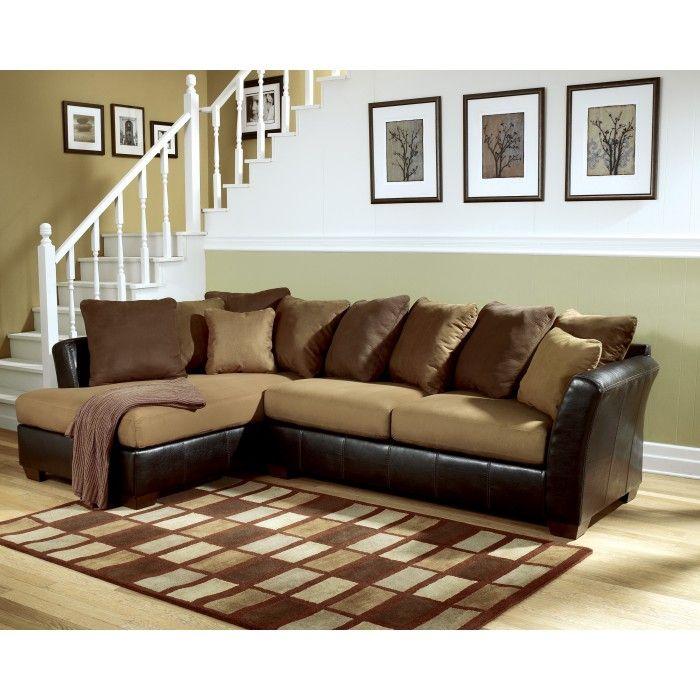 Ashley Furniture Signature Design Lawson Saddle 2 Pc