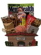 Men Gift Basket - Men Gifts Baskets - Gift Baskets for Men