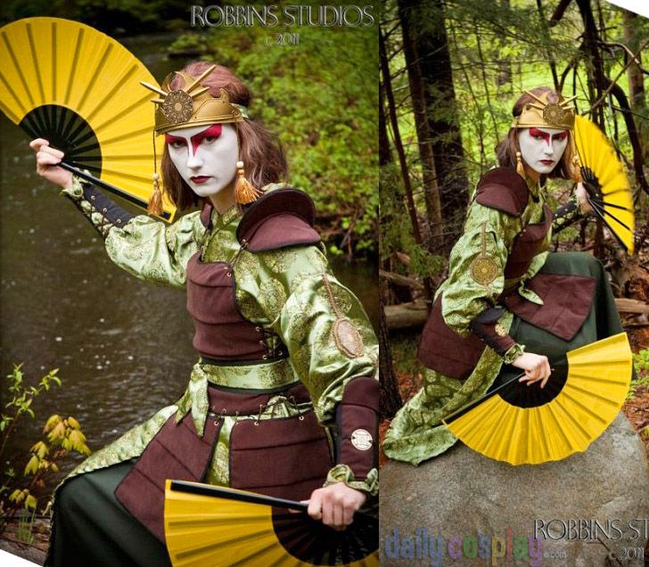 The Last Airbender Avatar Kyoshi: 17 Best Images About Avatar The Last Airbender Cosplay On