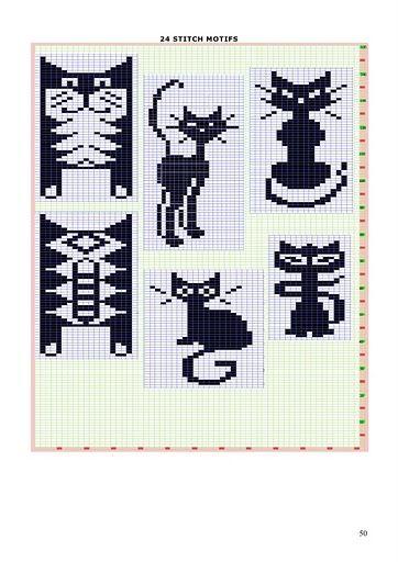 For knitting