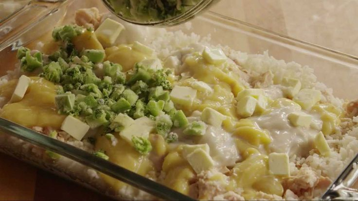 how to make broccoli casserole