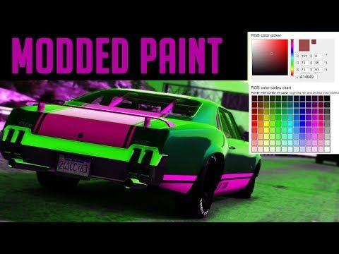GTA 5 How to Get Modded Paint Jobs & Very best Paint Jobs in GTA 5 Online - http://www.hotstuffpicks.com/onlinejobs/gta-5-how-to-get-modded-paint-jobs-very-best-paint-jobs-in-gta-5-online/