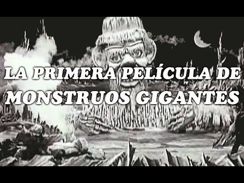MonsterVerse: Las Peliculas de Monstruos Gigantes Mas Antiguas