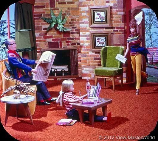 """BarbieTrip - """"Daddy! I've won a trip around the world!"""""""