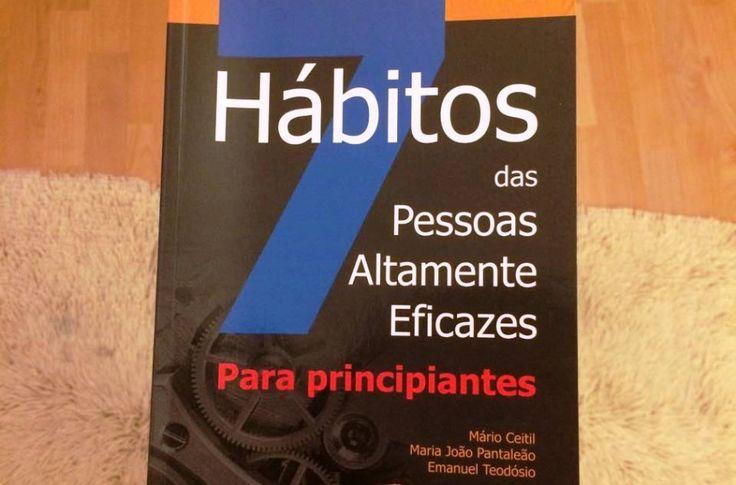 Os 7 hábitos das pessoas altamente eficazes (para principiantes) - Azul da Laura