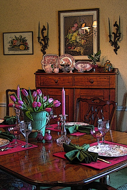 valentines ideas home