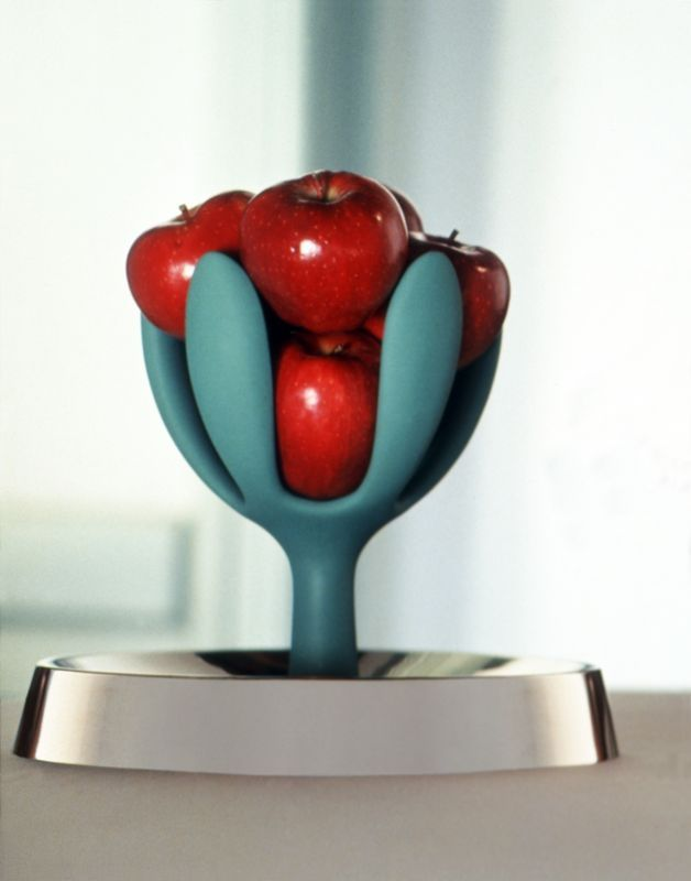 Alessi Fruit Mama Fruit Bowl by Stefano Giovannoni