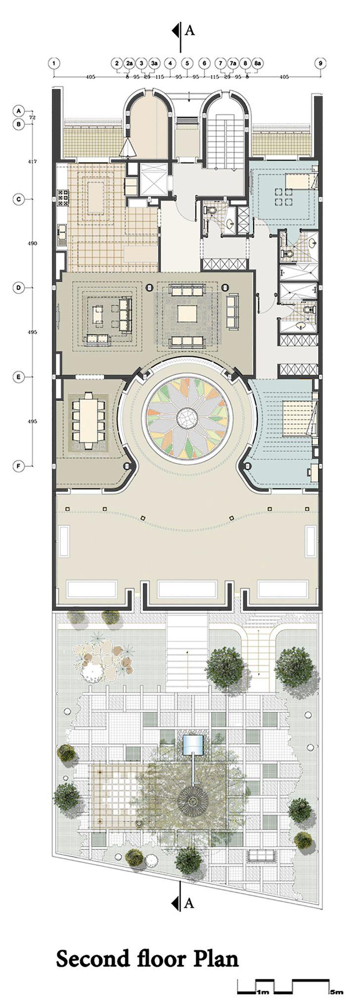 Renovación de una casa en Kaveh Tehran / Pargar Architecture and Design Studio