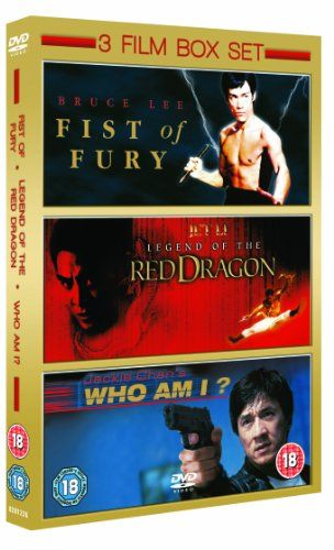 UCA Fist Of Fury/Legend Of The Red Dragon/Who Am I? [DVD] No description (Barcode EAN = 5050582812268). http://www.comparestoreprices.co.uk/december-2016-5/uca-fist-of-fury-legend-of-the-red-dragon-who-am-i-[dvd].asp