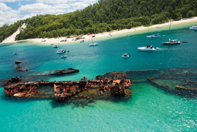 Tangalooma Wrecks, Moreton Island - Public Holidays 2018