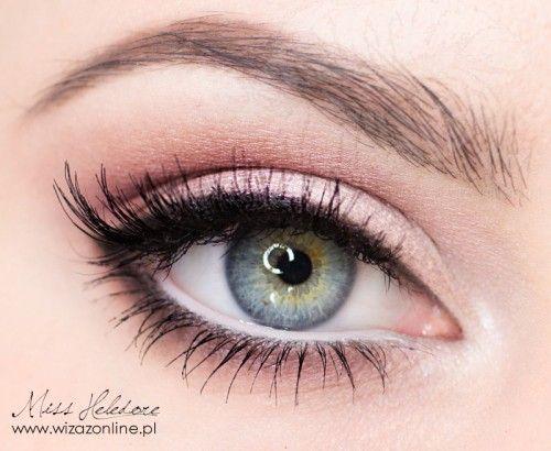 Delikatny makijaż dzienny - idealny na wiosnę! | Wizaż Online