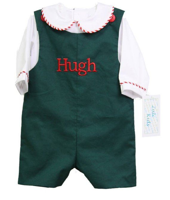 Toddler Boy Christmas Outfit, Baby Boy Christmas Outfit, First