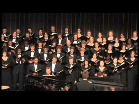 "Montclair State University Chorale performs ""Ring Out, Wild Bells"""