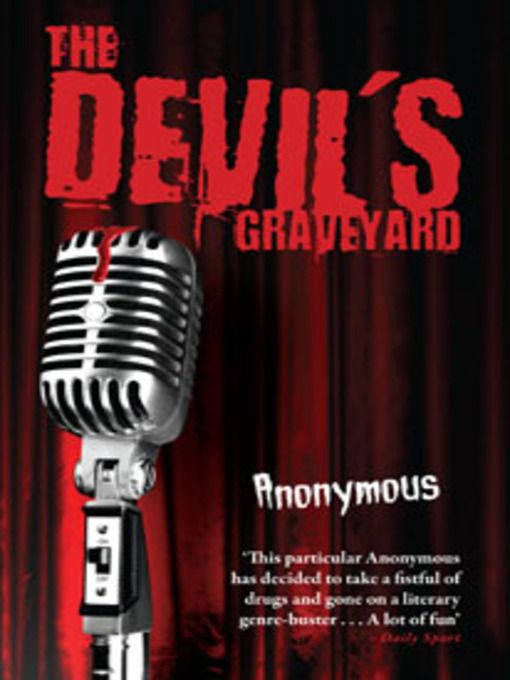 The Devil's Graveyard (Bourbon Kid #3)