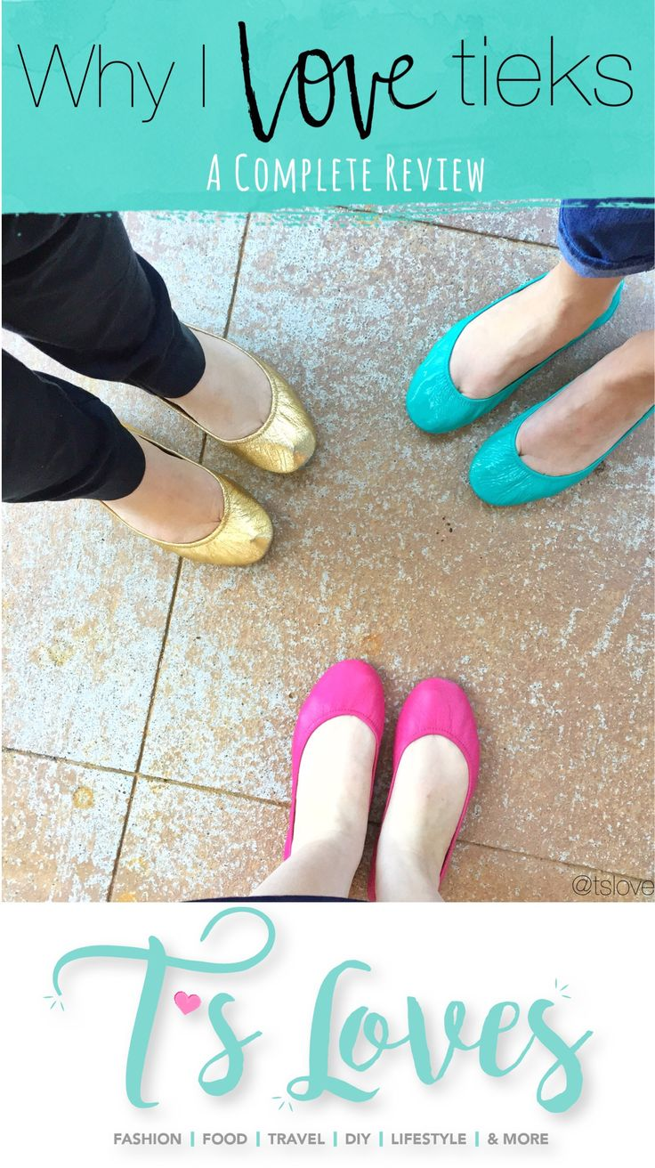 Why I love tieks - a complete review on these amazing shoes!