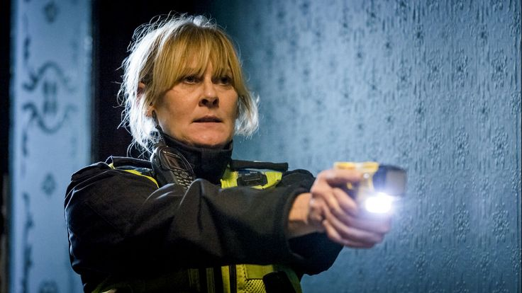 HAPPY VALLEY  Yorkshire police sergeant Catherine Cawood pursues the man who assaulted her late daughter, unaware he is now part of a secret kidnapping plot.