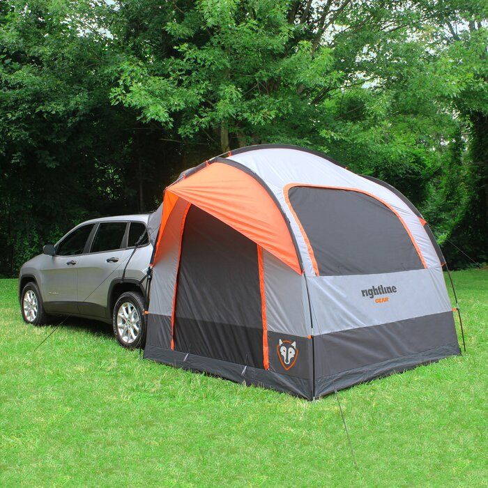 SUV 4 Person Tent | Suv tent, Truck bed
