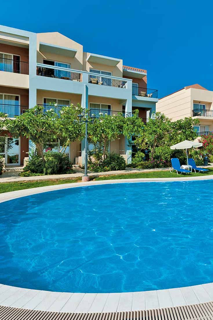 Selini Suites in Kolymbari, Chania, Crete