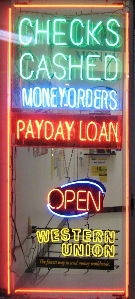 Loan Shark (Economics)