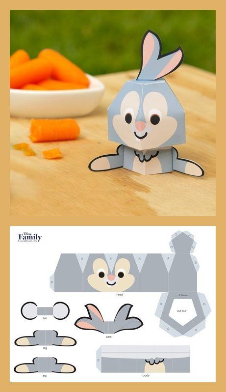 Thumper para imprimir e cortar