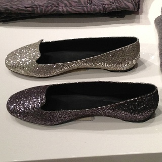 Put a little sparkle in your step with these glittery flats: Fashion Passion, Dreams Closet, Parties Contest, Dreams Shoes, Deco Dinners, Dinners Parties, Anne Taylors, Art Deco, Accessories Clothing Style