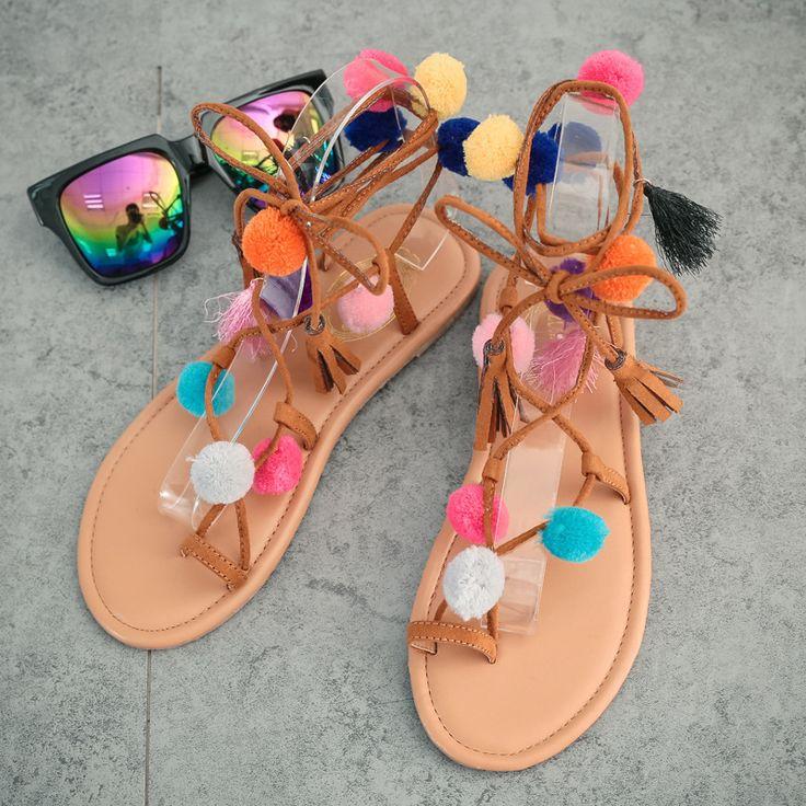 Bildergebnis für sandalen damen flach 2017