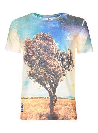 Hype T-Shirt mit Print*