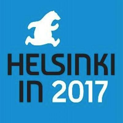 FREE TIME: As a science fiction fan, I'm super-excited that Helsinki won the bid for Worldcon 2017 :)