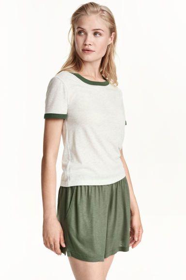 7.99€ Short T-shirt | H&M