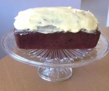 Recipe Banana & Chocolate Cake with Cream Cheese Icing by she bakes - Recipe of category Baking - sweet