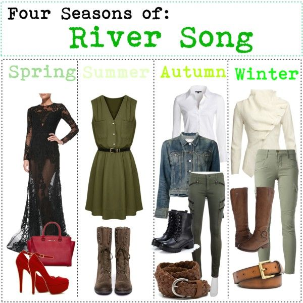 Four Seasons of River Song