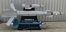 Bomba de uso general - WikipediaAccesorios de guía para un cuerpo de 500 libras y una ronda de entrenamiento guiada por láser, parte inferior