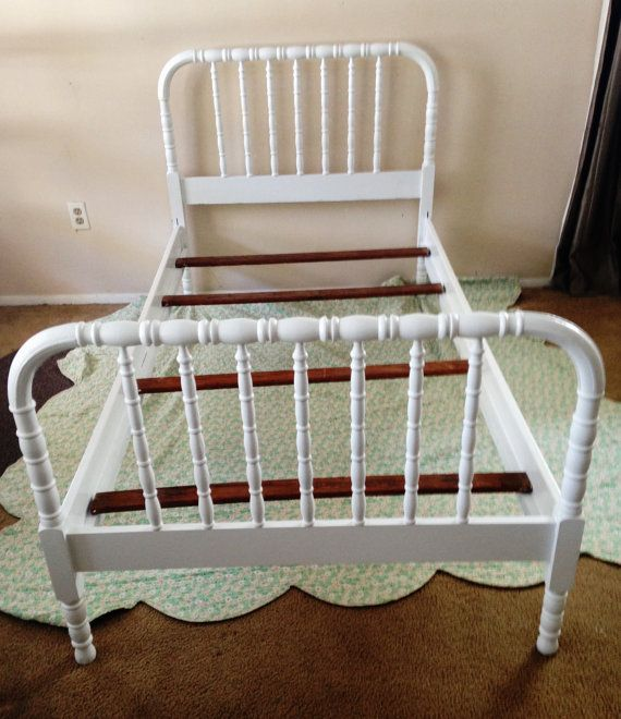 antique jenny lind twin bed sold reserved for sam payment plan 3rdpayment of 5 do not purchase - Twin Bed Frame For Sale