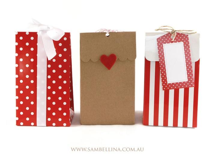 Sambellina Treat Boxes