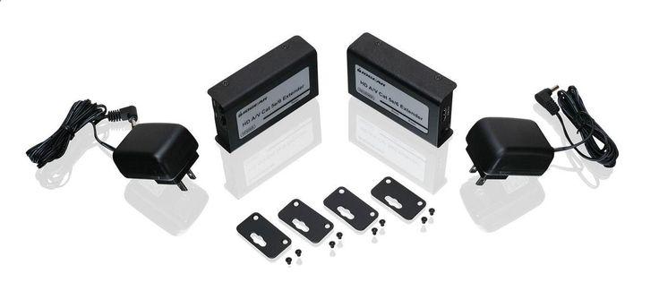 IOGear HDMI Audio Video CAT5e-6 Extender GVE320