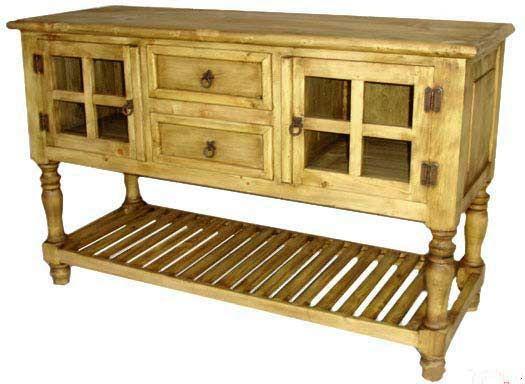 San Carlos Console Table Rustic