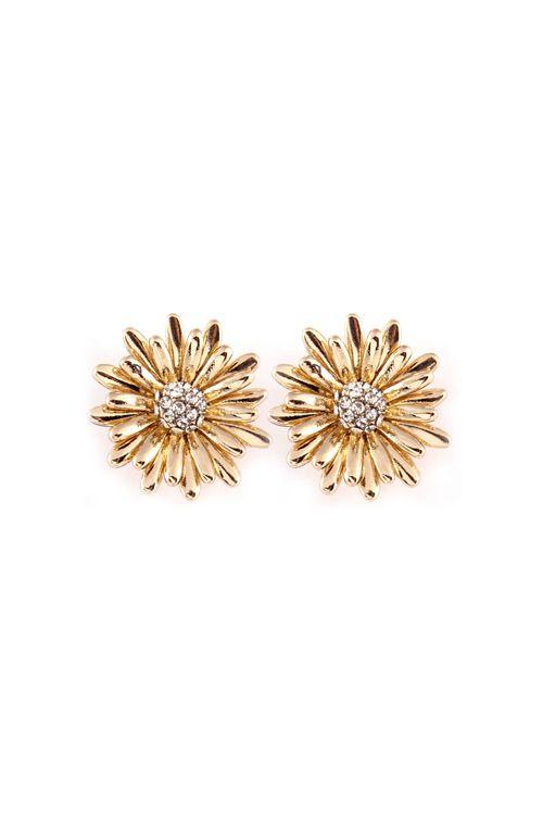 Helianthus Earrings