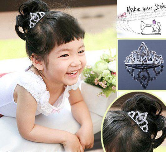 Crown Tiara Birthday Party Jewelry Baby Princess