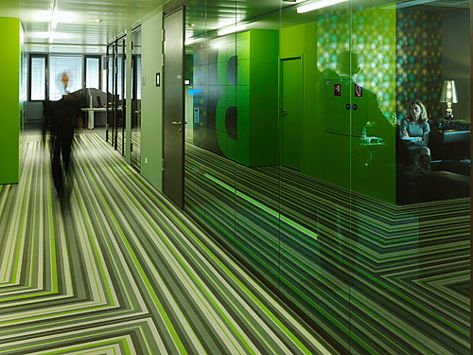 Headquarters microsoft vienna by innocad for Interior designer 7 0 cd key