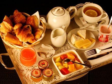 buffet brunch ideas | Secretplaces - Hotel Therese Paris, Paris, France