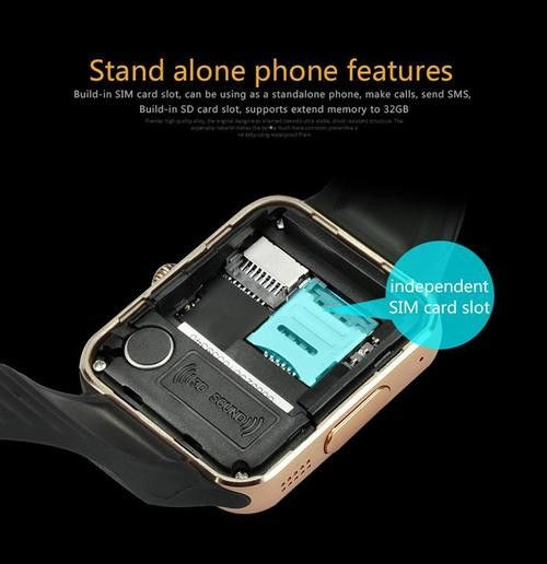 THIS WATCH CAN BE USED AS A CELLPHONE WHEN SIM CARD IS INSERTED wesm  Specification: CPU: MTK6260A RAM: 128MB + 64MB Support 2G/GPRS Network Support up to 32GB