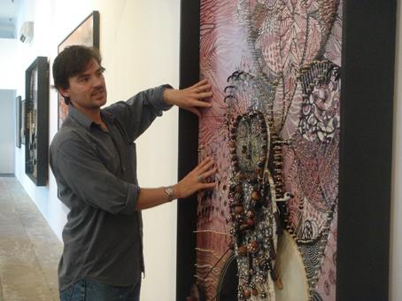 joshua yeldham, australian artist