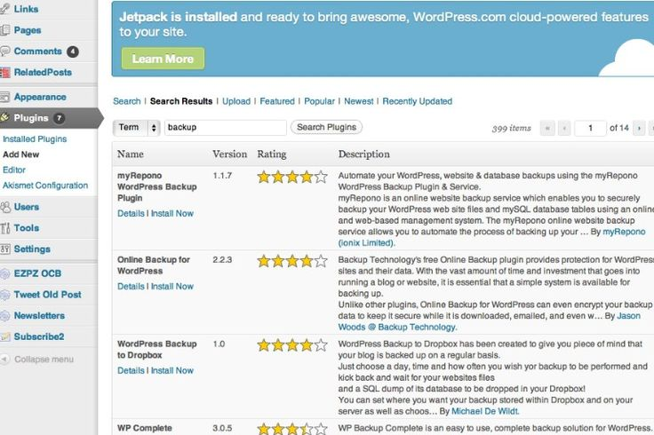 12 Must Have Plugins For Your WordPress Blog