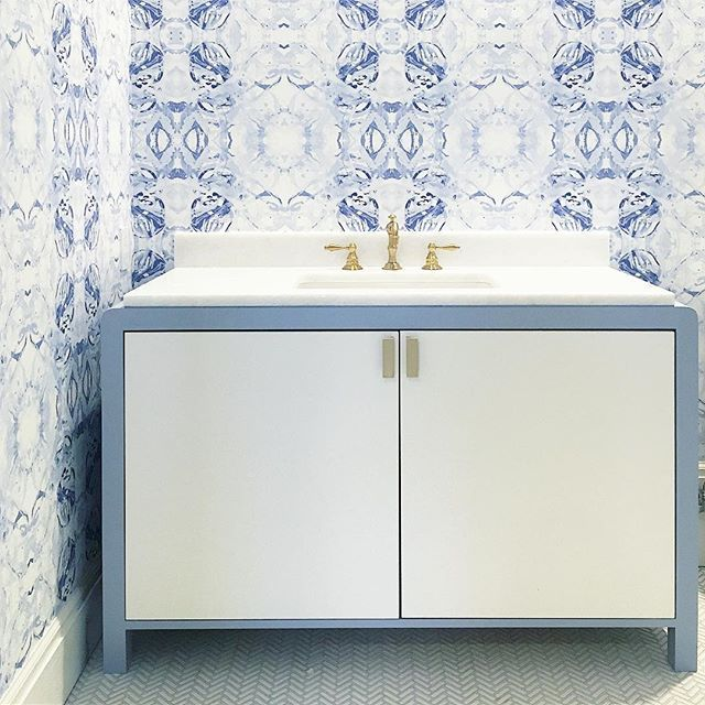Dallas Bathroom Vanities: 25+ Best Ideas About Blue Vanity On Pinterest