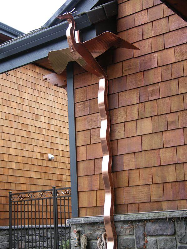 1000 Images About Decorative Downspouts On Pinterest